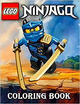 Buy Lego Ninjago Coloring Book Great Pages For Kids And Adults 30 Illustations Ninja Activity Online At Low Prices In India