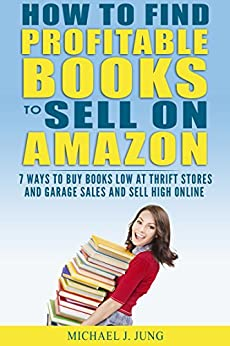 how to find profitable books to sell on amazon 7 ways to buy books low at thrift. Black Bedroom Furniture Sets. Home Design Ideas