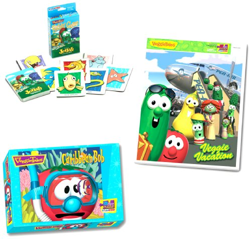 VeggieTales Game and Puzzle Bundle ()