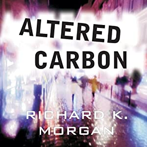 Altered Carbon Audiobook