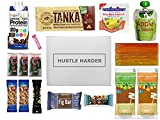 Premium Natural Energy Box (32 All Natural, High Protein Paleo Snacks) | Perfect for Gym, School, Office