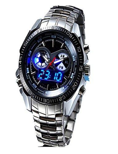 Doble forro ámbito elite multifuncionales relojes de entrenamiento militares: Amazon.es: Relojes
