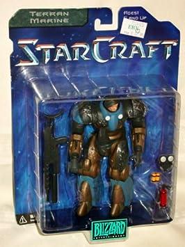 Starcraft Collection 1 Terran Marine by StarCraft: Amazon.es: Juguetes y juegos