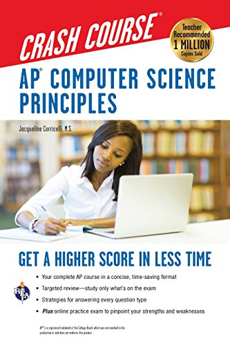 Amazon ap computer science principles crash course advanced ap computer science principles crash course advanced placement ap crash course fandeluxe