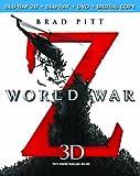 World War Z [Blu-ray 3D + Blu-ray + DVD + Digital Copy] (Bilingual)