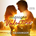 Midnight Valentine Audiobook by J.T. Geissinger Narrated by Teri Clark Linden