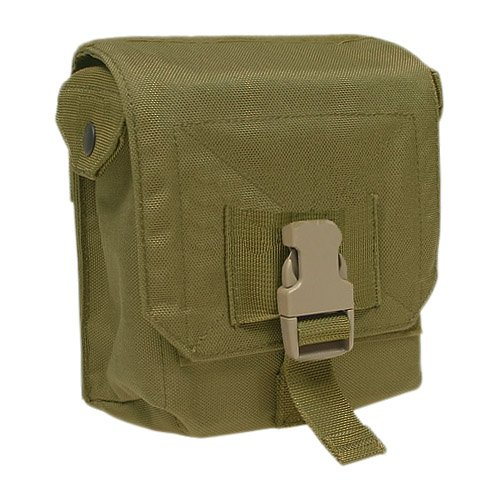 Flyye 100Rds Ammo Pouch MOLLE Coyote Brown