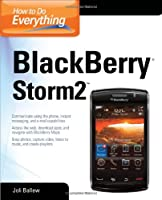 How to Do Everything BlackBerry Storm2 Front Cover
