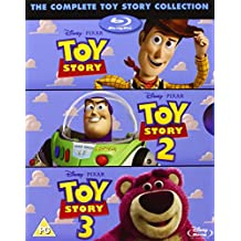 Toy Story Complete Collection