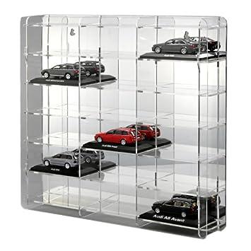 Sorade Modellauto Vitrine 143 Mit Spiegelruckwand