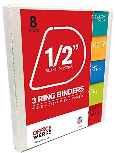 Best D Ring Binders