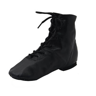 MSMAX Jazz Dancing Sneakers Dance Practice Boots | Ballet & Dance