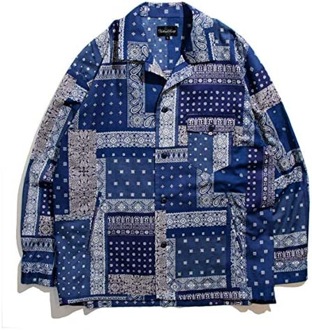 YELLOW RUBY Bandana Cloth Shirt Jacket バンダナ柄 シャツジャケット yr2012004