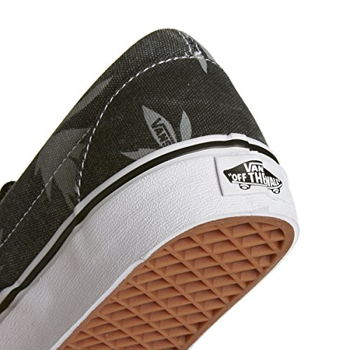 Vans U Classic Slip-On, Unisex-Adult Trainers (van doren) palm/black