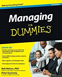 Image of the product Managing for Dummies 3e   that is listed on the catalogue brand of For Dummies.