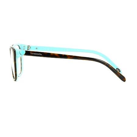 66b20a6ce72 Amazon.com  TIFFANY Eyeglasses TF 2097 8134 Havana Blue 54MM  Health    Personal Care