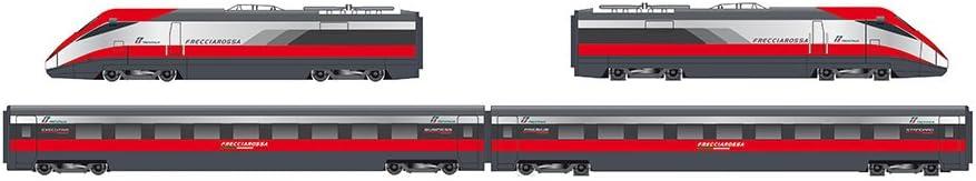 in scala 1:160 Motorama 502552 freccia rossa treno a batteria