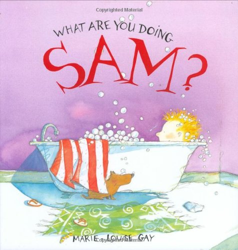 What Are You Doing, Sam? ebook