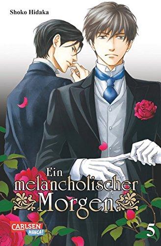 Ein melancholischer Morgen 5 Taschenbuch – 30. September 2014 Shoko Hidaka Carlsen 3551730687 Bezug zu Schwulen und Lesben