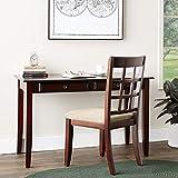 Coaster Home Furnishings CO- 2pc Desk Set, Brown