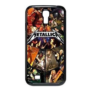 Bloomingbluerose Metallica Samsung Galaxy S4 Case Metallica Live, {Black}