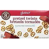 Glutino Gluten Free Pretzel Twists Snack Pack, 8 Count