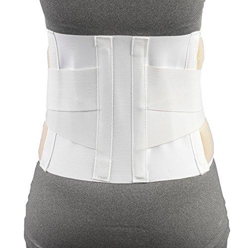 Champion Industrial Back Brace Belt (White, 2X-Large)
