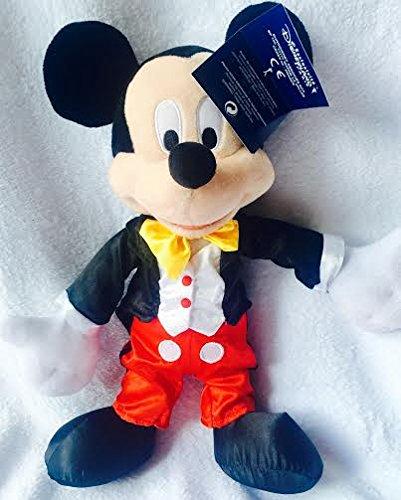 Auténtico juguete de Disney Mickey Mouse de la felpa suave ...