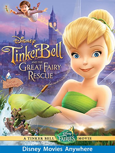 [Tinker Bell and the Great Fairy Rescue] (Tinkerbell Pirate)
