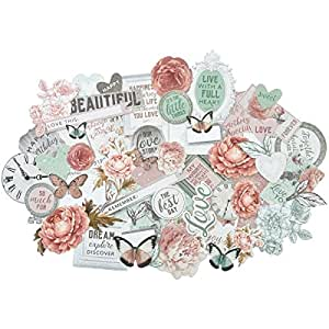 Sage & Grace Collectables Cardstock Die Cuts - Kaisercraft