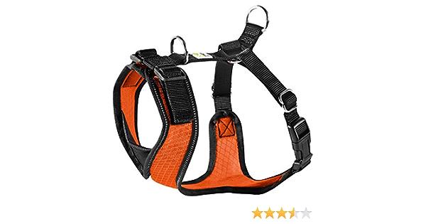 HUNTER Maui Vario Rapid Harness, 27 x 38-47 cm, Small, Orange