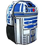 Star Wars R2D2 On Patrol 16 Backpack with Lights and Sounds Effects by Star Wars
