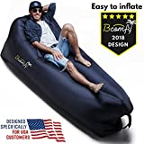 Are You Ready For The Most Relaxing Experience Of Your Life? Would You Like To Have A Comfortable Large Inflatable Lounger Couch With You Anywhere You Go?Looking for the perfect outdoor gift or surprise your family with a kids camping gift that ever...