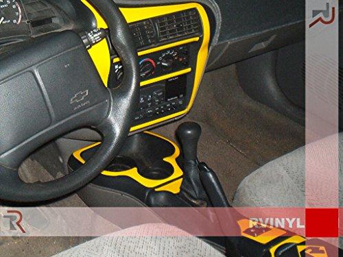 Amazon.com: Rdash Dash Kit Decal Trim for Chevrolet Cavalier 2000-2005 - Matte Chrome (Blue): Automotive