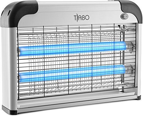 Tiabo Bug Zapper Indoor Insect Killer Electronics Mosquito, Fly, Bug or Any Pest Killer Zapper 20W Bulbs for Indoor Use - Zapper Electronic