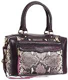 Rebecca Minkoff Mab Mini Bombe Color Block H339I27C Handbag,Colorblock,One Size, Bags Central