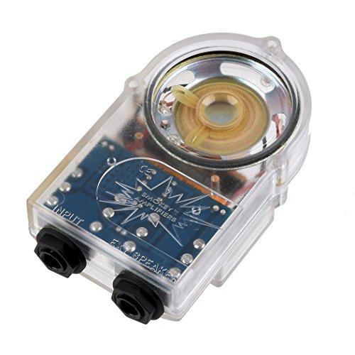 UPC 764831495038, Smokey Amp High Gain Mini Guitar Amplifier (Clear)