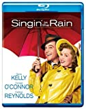 Singin in the Rain (60th Anniversary) [Blu-ray] by Warner Home Video by Stanley Donen Gene Kelly
