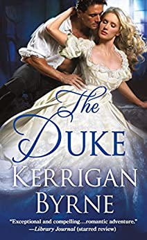 The Duke (Victorian Rebels) by [Byrne, Kerrigan]