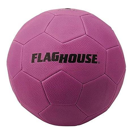 FlagHouse Sting-Free Serie sintética de balón de fútbol, tamaño 5 ...