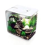 biOrb FLOW 30 Aquarium with MCR Light, White- 46885