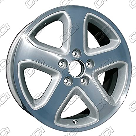 Amazoncom Machined And Silver New OEM Wheels For ACURA - Acura oem wheels