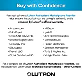 Lutron Maestro LED+ Fan Control and Dimmer for