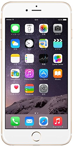 iPhone6s 32GB(ゴールド)