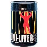 Universal Nutrition, Uni-Liver, Desiccated Liver Supplement, 500 Tablets - 2pc