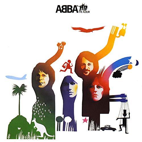 Abba Records Vinyl - ABBA: The Album
