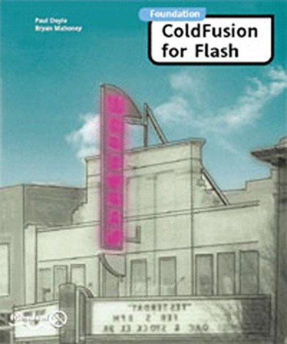 Foundation ColdFusion for Flash by Brand: friendsofED