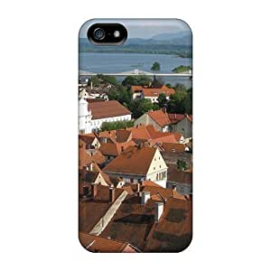 For Iphone Cases, High Quality Ptuj The Oldest Town In Slovenia For Iphone 5/5s Covers Cases