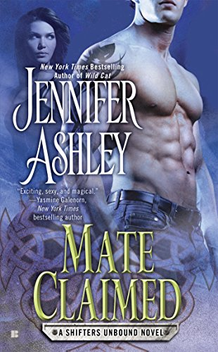 Mate Claimed (Shifters Unbound Book 4)
