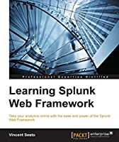 Learning Splunk Web Framework Front Cover